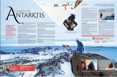 Bergens Tidende April 2014